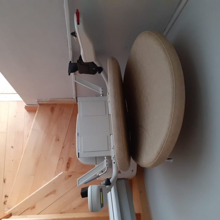 dublin 12 stair lift installed
