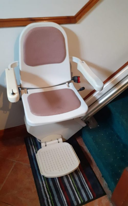 reconditioned stair lift