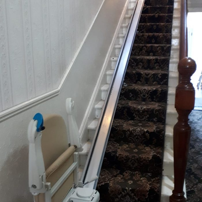 stairlift for westmeath house